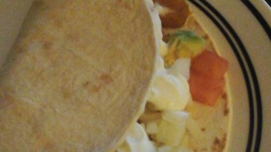 Pumpkin Tacos
