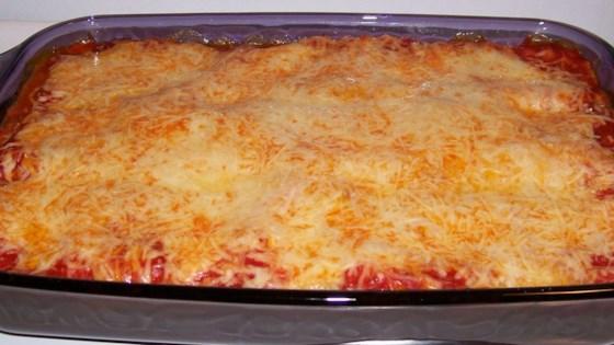Cheese Lovers' Lasagna