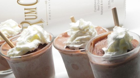 RumChata® Pudding Shots