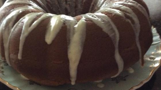 Butterscotch Spice Cake
