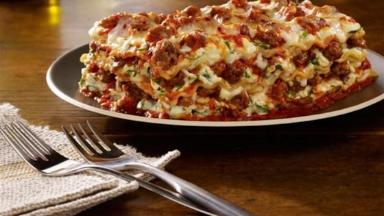 Johnsonville(R) Italian Sausage Lasagna - Review by D - Allrecipes.com