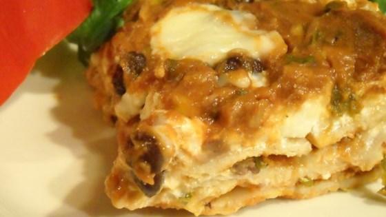 Black Bean Lasagna II