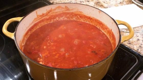 Easy Mild Chili