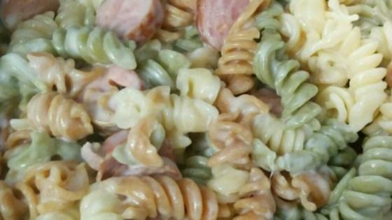 Sharktooth Pasta