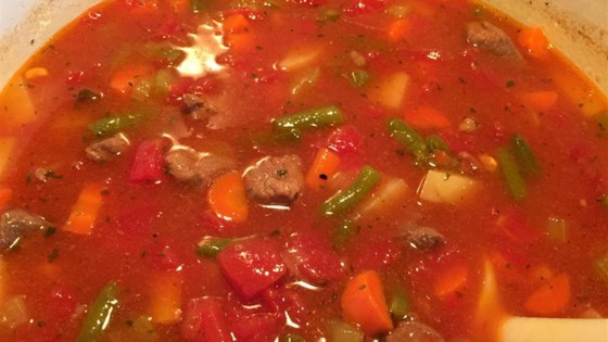 home recipes soups stews and chili soup vegetable soup