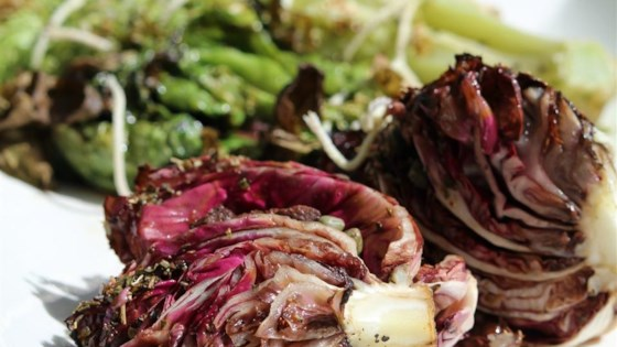 Roasted Lettuce, Radicchio, and Endive Recipe - Allrecipes.com
