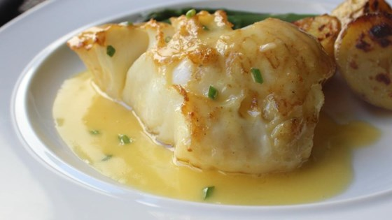 chef johns beurre blanc - Bur Blanc Recipe