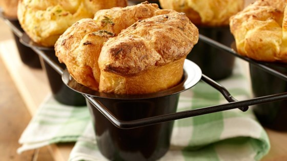 Spring Herb Popovers Recipe - Allrecipes.com