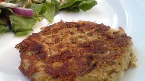 Tuna Fish Cakes Without Potato
