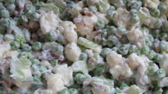 Springtime Pea Salad