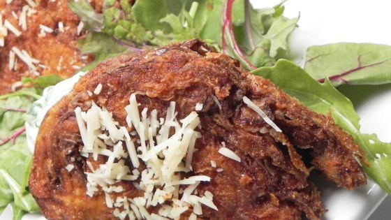 Deep Fried Cabbage