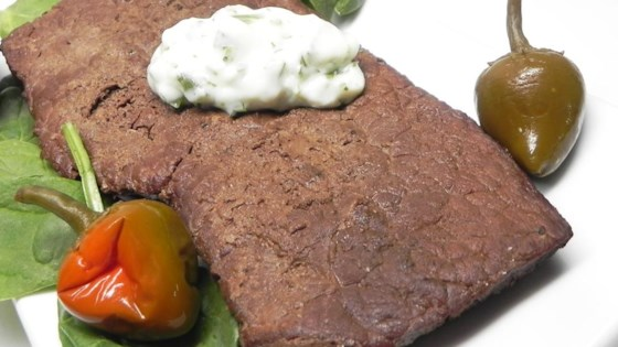 Hot and Spicy London Broil