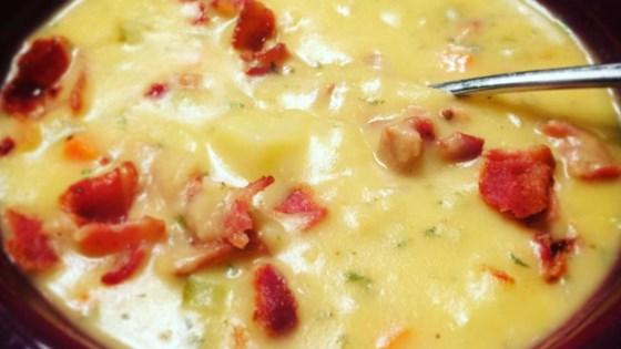 Golden Potato Soup