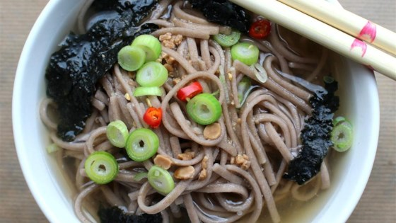 Zaru Soba Recipe Allrecipes Com