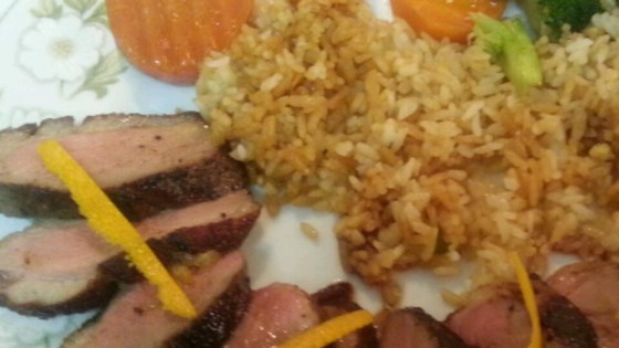 Chef John's Orange Duck