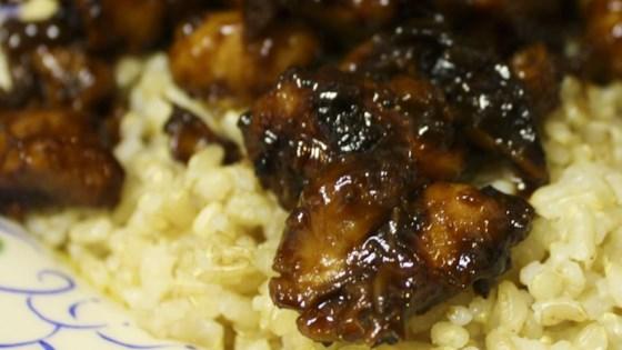 Moroccan Chicken Sann