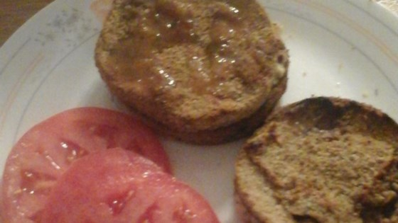 Baked Eggplant Sandwiches