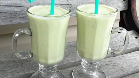 Filipino Avocado Milkshake