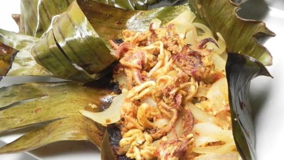 Banana Leaf Seafood