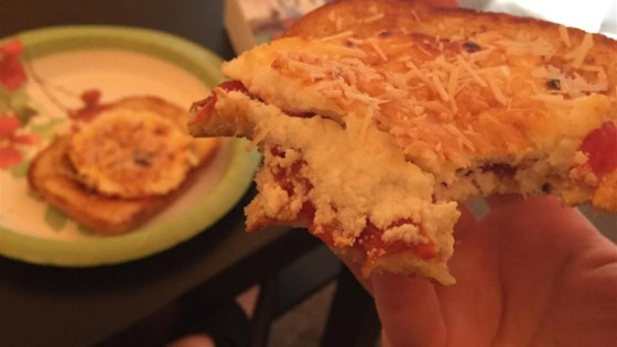Ricotta and Tomato Sandwich