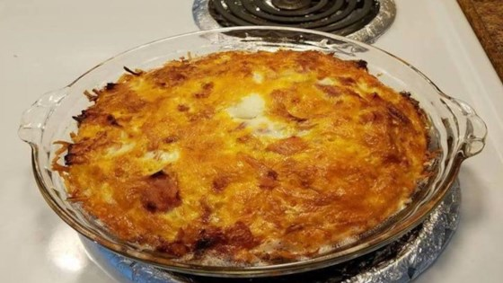 Shredded Potato Quiche - Review by chellebelle - Allrecipes.com