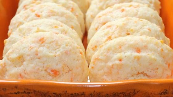 Carrot Cookies I