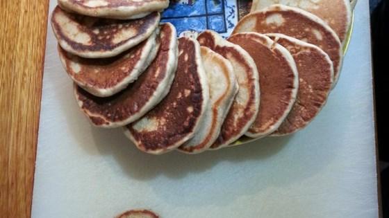 Buckwheat Blinis