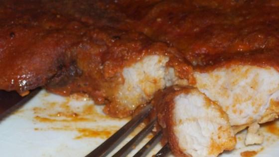 Teary-Eyed Fried Pork Chops