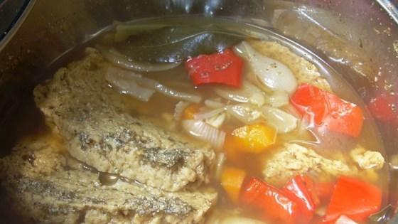 Chicken Seitan