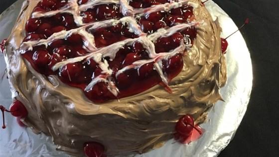 Chocolate Cherry Cake III