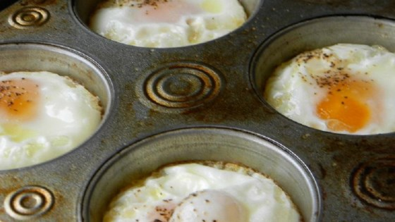 Eggs on the Grill