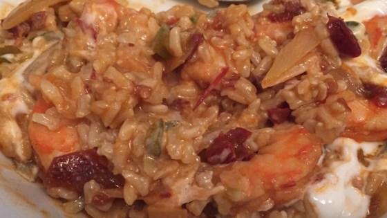 Camarones Diablos (Devil Shrimp)
