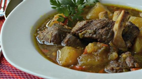 Jamaican Curried Goat Recipe - Allrecipes.com