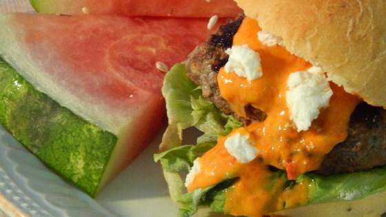 Feta Burgers