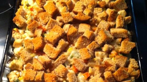 Chicken Noodle Casserole II