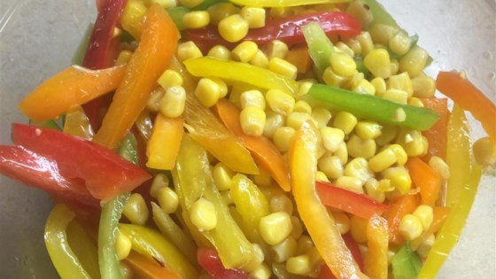 Asian Pepper Salad