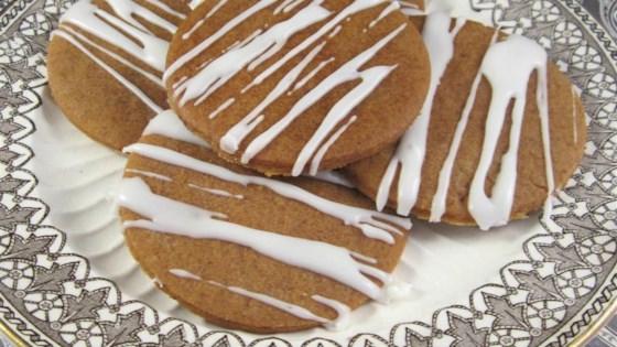 Moravian Ginger Cookies II