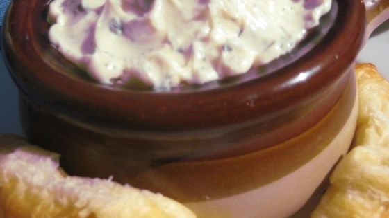 Herb Cheese Butter