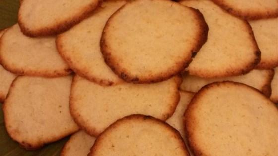 Brown Edge Cookies
