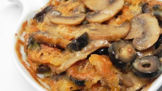 Debbie's Ultimate Mushroom Dish