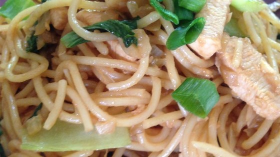 Asian Carryout Noodles