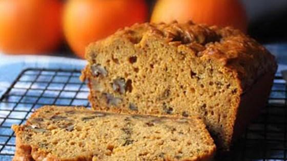 Chef John's Holiday Pumpkin Bread