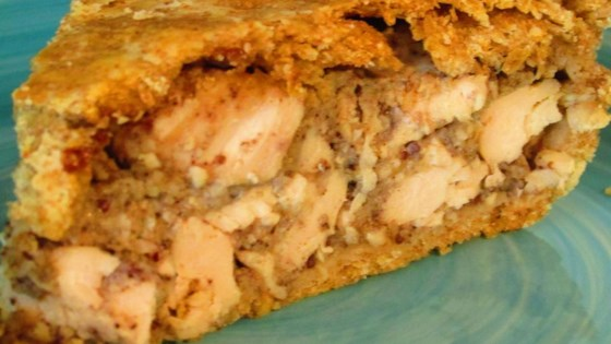 Medieval Chicken Pie
