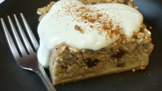 Oat and Quinoa Breakfast Cake Recipe - Allrecipes.com