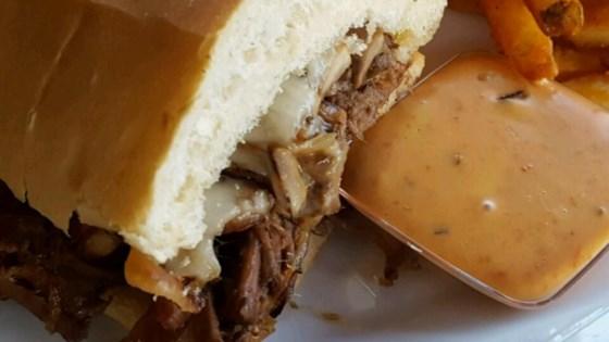 Yuma Dip Sandwiches