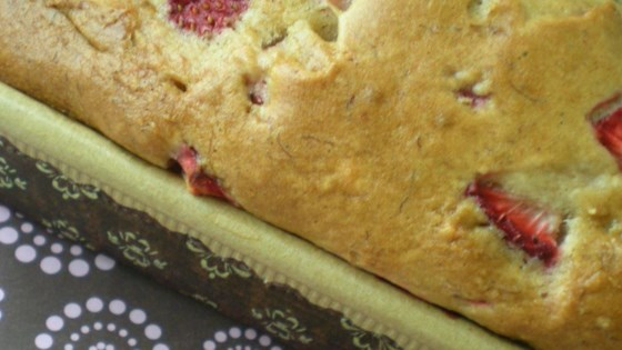 Strawberry Pineapple Bread