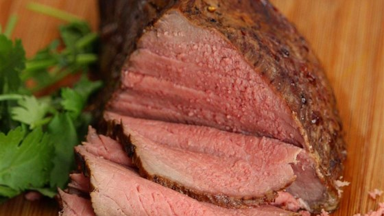Slow-Roasted Beef for Sandwiches