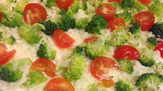 Broccoli Squares