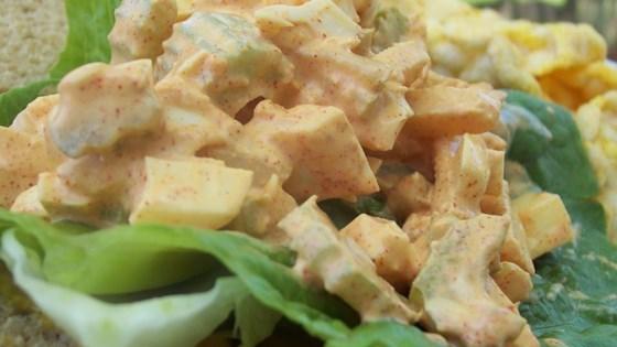 Crunchy Egg Salad