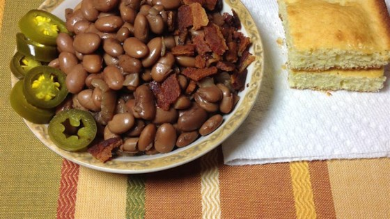 Pinto Beans Muy Facil